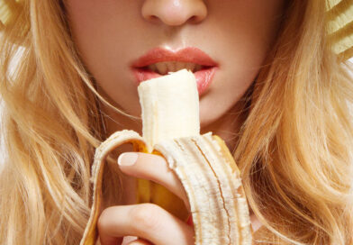 Bananele te pot ajuta sa iti imbunatatesti performanta in dormitor